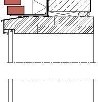 Fassadendetail 1, M 1:17,5<br />