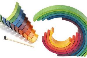 Rainbow, Design Heiko Hillig