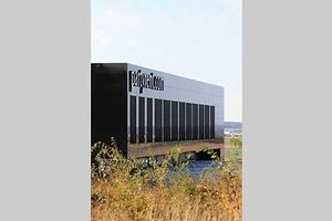 Logistikzentrum Partyrent - Nikola Jarosch / Jarosch Architektur, Darmstadt