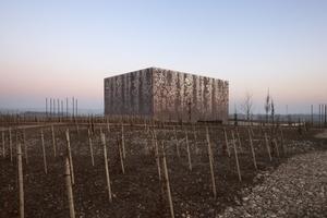 Bestes Projekt Nachhaltiger Implementierung in sein Umfeld ist EDF Archives Centre, Bure-Saudron, Frankreich
