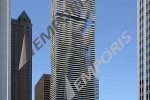 """""""Aqua"""" Tower, Chicago"""