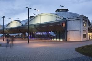 Nominiert: Ehemaliger Flugzeughangar, heute Museum, Tallinn/Estland, KOKO Arhitektid / Indrek Mikk, Andrus Kõresaar, Raivo Kotov