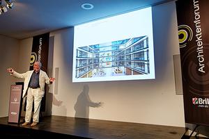 Prof. Dr.-Ing. h.c. Volkwin Marg, gmp Architekten von Gerkan, Marg und Partner, Hamburg