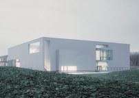 Hörsaalgebäude Hochschule Zittau, Bock Sachs Architekten