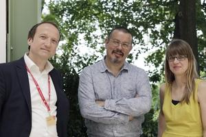 Oliver Elser, Peter Cachola Schmal, Anna Scheuermann
