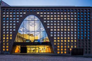 Kaisa Haus, Universitätsbibliothek, Helsinki von Antinnen Oiva Architects Ltd.