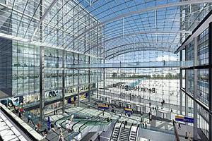 Hauptbahnhof Berlin - Gerkan Marg und Partner