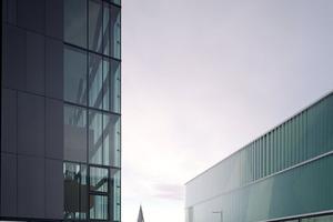 Schwabengalerie Stuttgart-Vaihingen, Leon Wohlhage Wernik Architekten