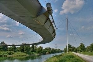 Fuß- und Radweg über den Rhein-Herne-Kanal