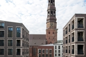 """Winner Silver in der Kategorie """"Wohnungsbau/ Geschosswohnungsbau"""": Projekt Katharinenquartier, Hamburg von KPW Papay Warncke und Partner Architekten, Hamburg"""