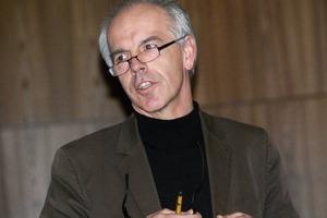 Sto-Stiftungsrat Prof. Peter Cheret<br />