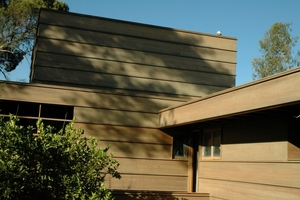 How House (1925) in Silverlake - Rudolph Schindler