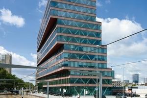 Blaak 31, Rotterdam/NL. Bürogebäude, Rotterdam im Laurensquartier, 2007-2010<br />