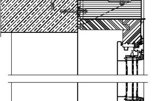 Fensterdetail 2, M 1:10