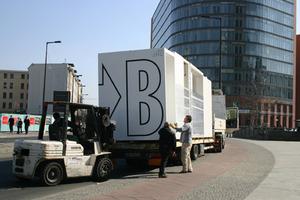 Mobile Museen, Berlin, Wien, Barcelona - Gruber + Popp