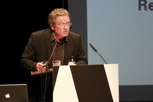 Werner Durths Vortrag behandelt die Geschichte der Berliner Akademie der Künste von A bis Z