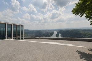 Drachenfelsplateau mit Panoramablick