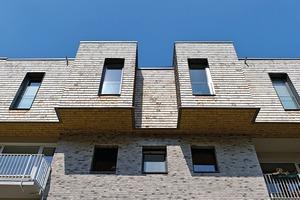 Projektbeispiel Siedlungshäuser: Bei der Aufstockung von Siedlungshäusern wurde ein individuelles Brandschutzkonzept angefertigt