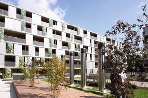 Lodenareal in Innsbruck, Neue Heimat Tirol Gemeinnützige Wohnungs GmbH