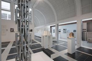 Ausstellung Johannes Peter Hölzinger im DAM