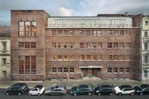 """Die Jüdische Mädchenschule in Berlin-Mitte ist heute die """"CWC Gallery""""<br />"""