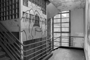 Treppenraum Bestand, 4.OG