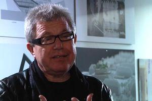 Daniel Libeskind erläuterte seinen Entwurf