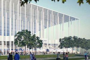 Der Stadionneubau in Bordeaux