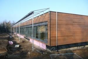 Kindergarten als Klima Aktivhaus - Reinberg Architekten