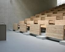 Hörsaal Physik der RWTH Aachen - gk.mk bauen, Aachen