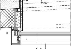 Detail Fenstererker, M 1:20