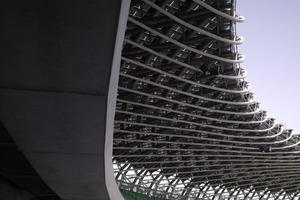Alle Rohmaterialien des Baus sind recyclebar und wurden in Taiwan hergestellt. Die Energie aus den Solarmodulen wird an die staatliche Elektrizitätsfirma verkauft