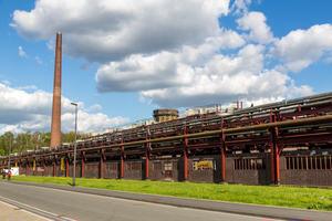 Kammgebäude der Kokerei Zollverein