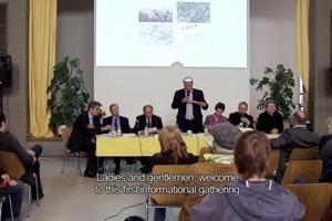 Bürgerbeteiligung verhindert auch schon mal ein Projekt ... oder verändert es maßgeblich