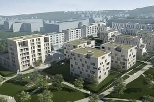 Terrassenhäuser - KCAP Architects & Planners, Rotterdam/Zürich
