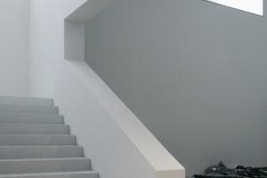 Treppenaufgang UG ins EG