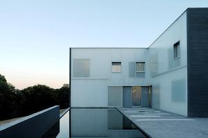 Neue Residenz der Schweizer Botschaft, Washington D.C. - Rüssli Architekten