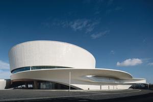 Neues Cruise Terminal in Porto/PT