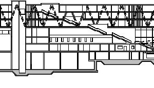 Schnitt AA, M 1:1250