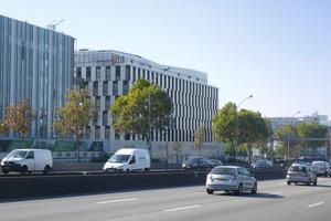 Bürogebäude ZAC Claude Bernard, Paris<br />