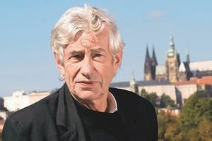 Jan Kaplický, 1937-2009, hier in seiner Heimatstadt Prag (ca. 2007)