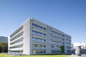 Anerkennung CSD – Centrum für Schlaganfall- und Demenzforschung in München  Nickl & Partner Architekten AG, München