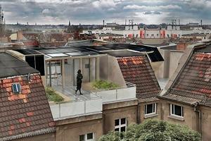 Rooftop ist ein Plusenergie-Modul für die energieeffiziente Nachverdichtung im Ballungsraum