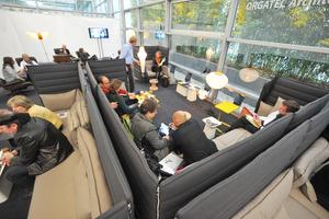 Orgatec Architects Lounge
