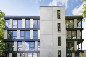 Insgesamt stehen ca. 1 200 m² Nutzfläche zur Verfügung, von der ca. die Hälfte auf das historische Gebäude entfällt<br />