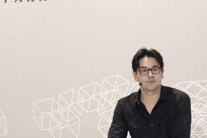 Präsentierte das (Sieger)Projekt von Höweler + Yoon Architecture: Eric Höweler