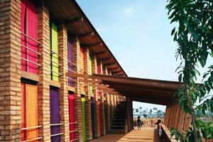 Sra Pou Schule, Sra Pou, Kambodscha von Architects Rudanko + Kankkunen Ltd.