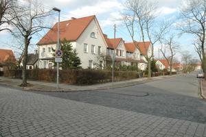 Gartenstadt, Ortsteil Wolfen