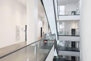 """Die """"Erfindung"""" der Kunstvertikale hatte dem Entwurf von Gerber Architekten den Jury-Zuschlag gebracht"""