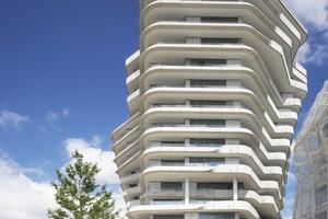 Hier wurde hochwertiges Wohnen mit einem ganzheitlichen, nachhaltigen Gebäudekonzept verbunden<br />